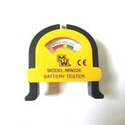 Тестер за батерии MW226