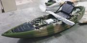 SIT-ON TOP риболовен каяк TITAN 305 х 80см. NEW MODEL