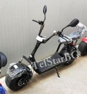 Електрически скутер Big Harley TS 600-4+ 1500W 60V/20AH