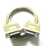 Кабел XYC019 DB15M/DB15F за монитор