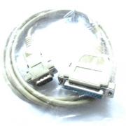 Кабел XYC032 DB9M/DB25F