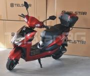Електрически скутер TELSTAR 72V 3000W EM-005 NEW X- ELECTRIC SPORT ACTIVE със CE сертификат