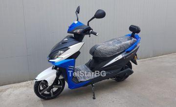 Eлектрически скутер 3000V 72V с документи за регистрация