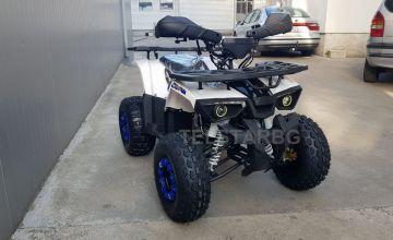 ATV RANGER HUNTER 150CC с 8`` гуми, автоматична скоростна кутия и километраж